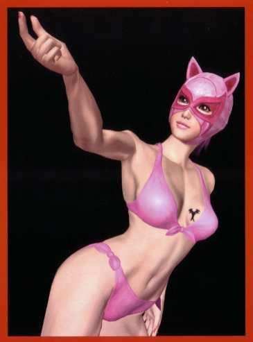 Evil Rose bikini