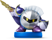 Meta Knight Amiibo - Kirby series