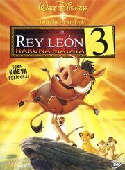 Disney El rey Leon 3