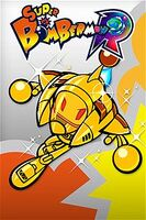 Super Bomberman R - Golden Vic Viper Bomber