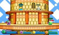 Kirby Fighters Deluxe - Butter Building