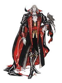 Dracula Castlevania Simphony 2