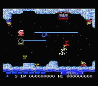 MSX Parodius captura