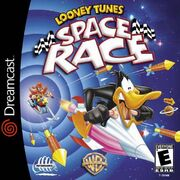 Looney Tunes Space Race - portada