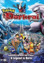 Pokémon The Rise of Darkrai