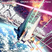 GRADIUS -Four Suite for Two Pianos-