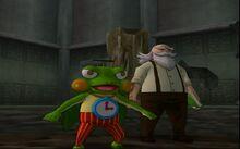 Byonko & Alvin 1 Mamodo Fury