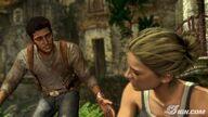 Nathan y Elena Discutiendo