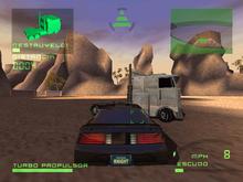 Knight Rider - The Game - captura14