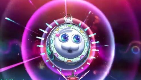 Kirby Planet Robobot - Sueño Estelar Fase 3