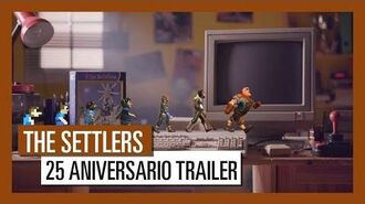 The Settlers 25 Aniversario Trailer