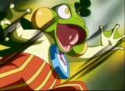 Byonko & Alvin 3 Mamodo Fury