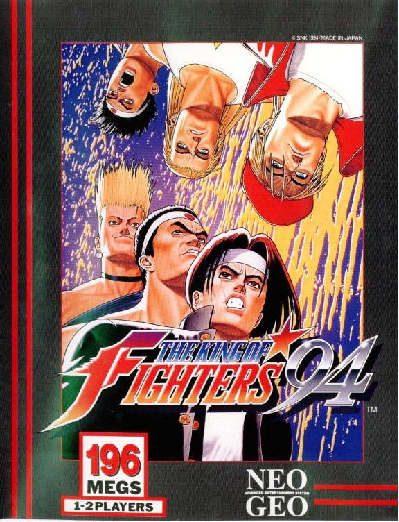 The King of Fighters cumple 25 años Latest?cb=20120722001810