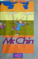Mr. Chin portada BRA