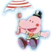 Parasol Henbee