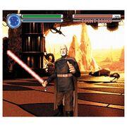 Lightsaber Battle Game Screen2