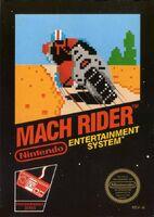Mach Rider - Portada
