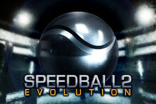 Speedball 2 Evolution titulo