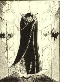 Dracula Wai Wai World