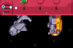 Gokujo Parodius Cyborg Moai