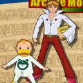 Kanchomé & Folgore Mamodo Fury