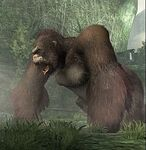 PJ King Kong 2 sprite PS2