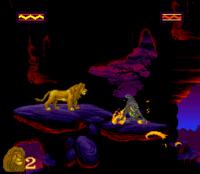 The Lion King SNES Captura 10
