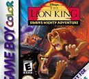 Disney's The Lion King: Simba's Mighty Adventure (GBC)