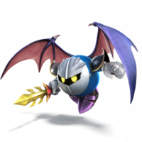 Meta Knight Super Smash Bros
