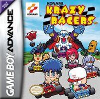 Konami Krazy Racers portada