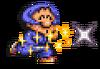 Ebisumaru ataque super estrella ninja