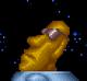 Parodius Da Moai común