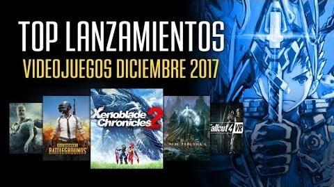 Los mejores videojuegos que se lanzan en diciembre 2017