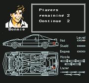 Knight Rider NES captura2
