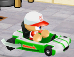 Krazy Kart Racing - Power Pro Kun