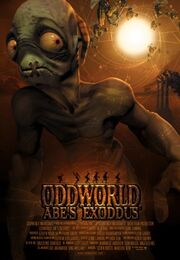 Oddworld Abe's Exoddus The Movie