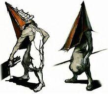 Silent Hill 2-Piramyd head 2