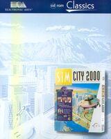 SimCity 2000 - portada DOS EUR