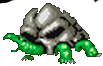 Ghouls 'n Ghosts - Stone Turtle