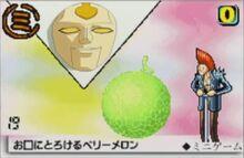 The Card Battle for GBA - Globos Very Melon