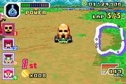 Krazy Racers Moai