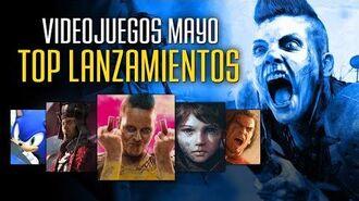 Lanzamientos MAYO 2019 en España - 3Djuegos