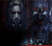 Castlevania Ecclesia - Dracula