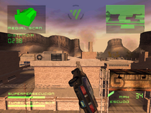 Knight Rider - The Game - captura6