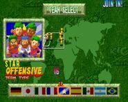 Capcom Sports Club - Star Team