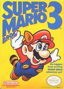 Super Mario Bros 3 - Caja