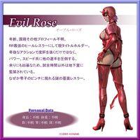 Evil Rose arte 2