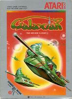 Galaxian Atari 2600 portada