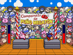 Kirby Super Star Ultra Puñomegatón