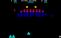 Galaxian PC-8001